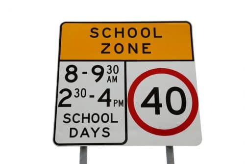 What You Should Know about School Zone Laws in Arizona - Law