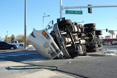 Truck Accident 101: Get the Basics of Big Rig Accidents in Phoenix