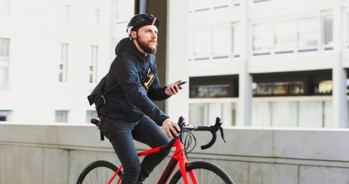 Should it Be Illegal to Text While Biking in Arizona?