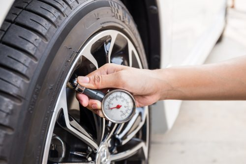 Want to Improve Safety on the Roads? Make Sure Your Tires Are Properly Inflated