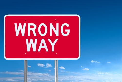 Wrong-Way Accidents Are Rare but Almost Always Serious: Learn the Top Causes of Them