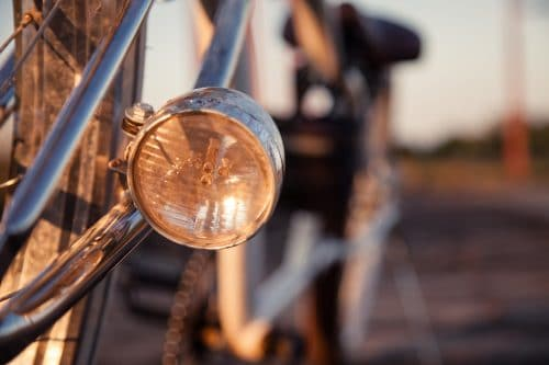 Bike Safety Advocates Strongly Recommend Phoenix Bike Riders Use Their Bike Light During the Day